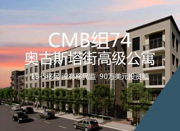 CMB基础设施投资组74