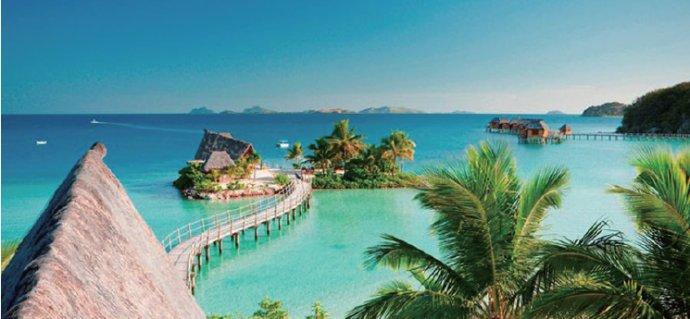 斐济风景?